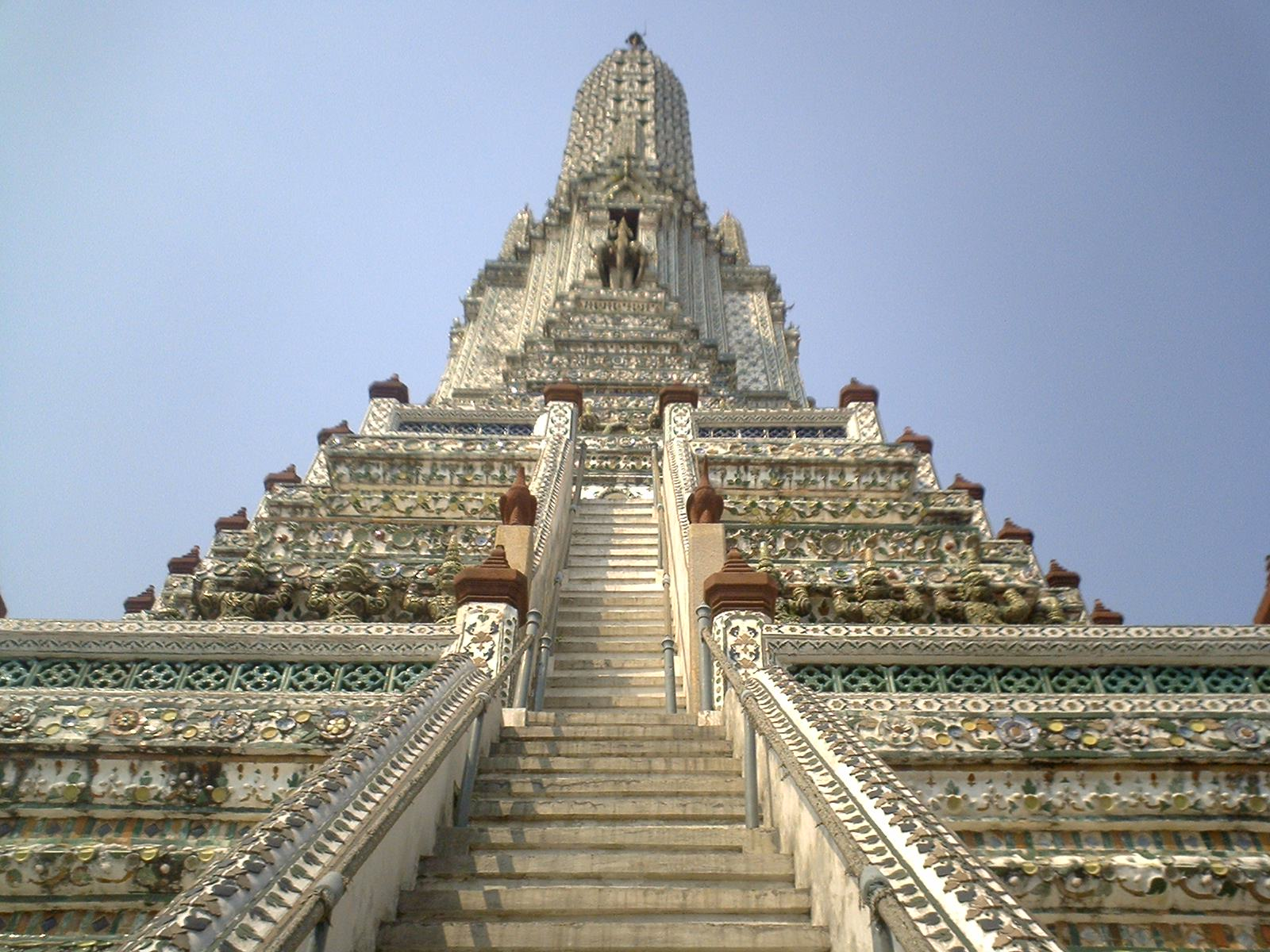 Temples In Bangkok Thailand Go Destinations